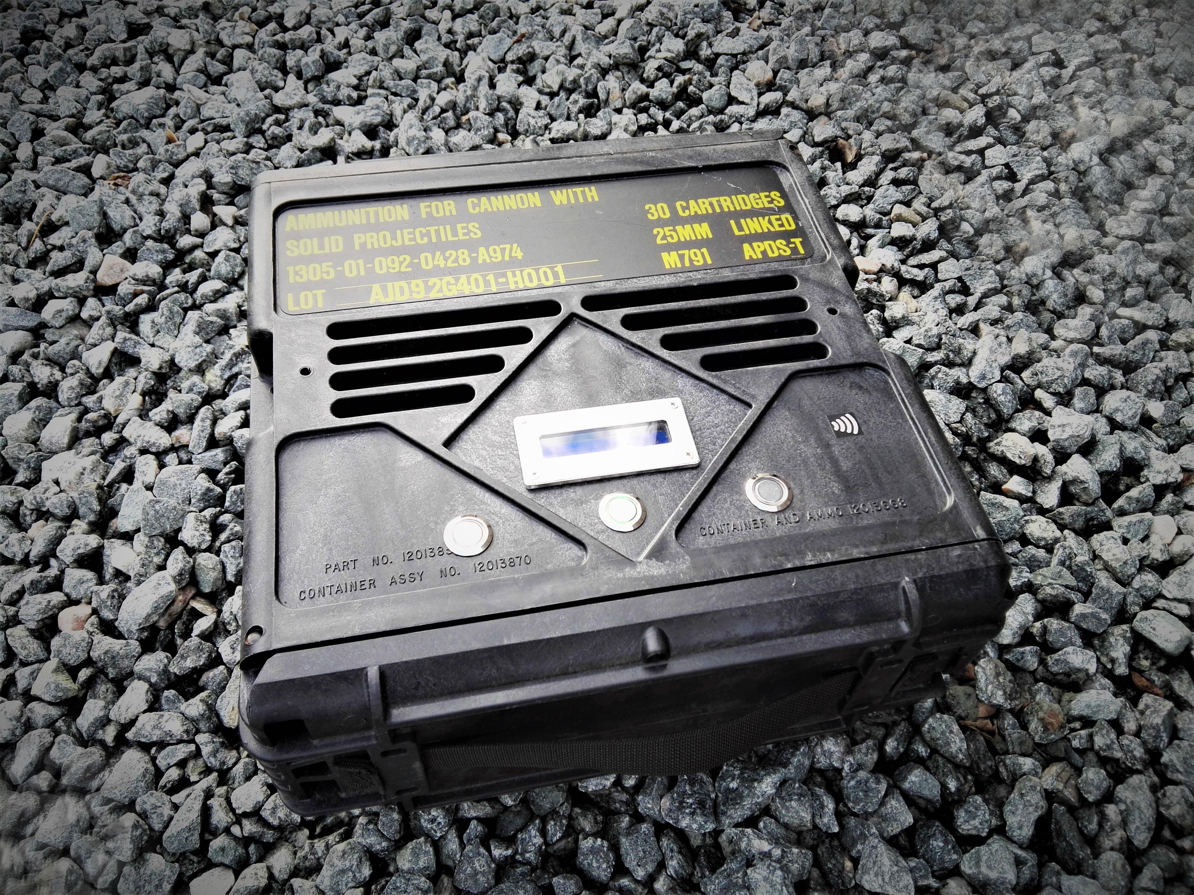 Bomben Attrappe Spezial Edition