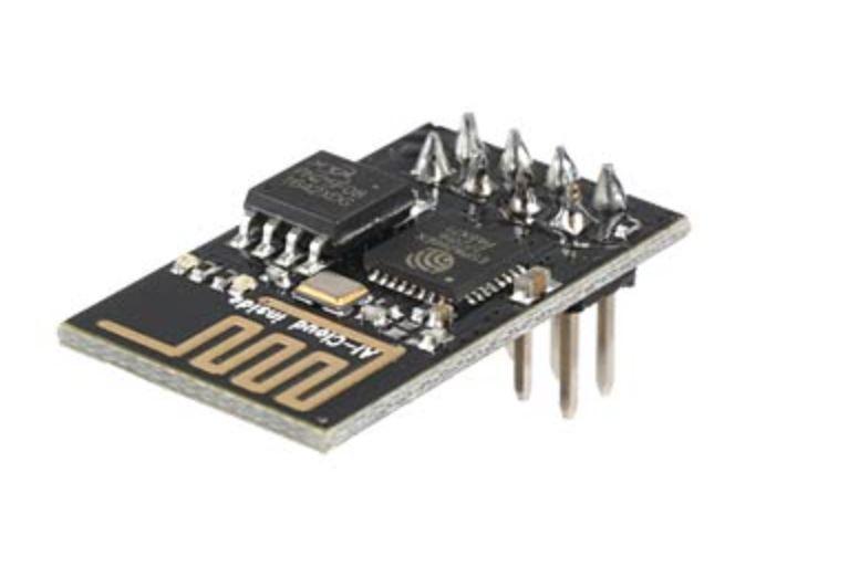1x ESP-01S mit ESP3D Software