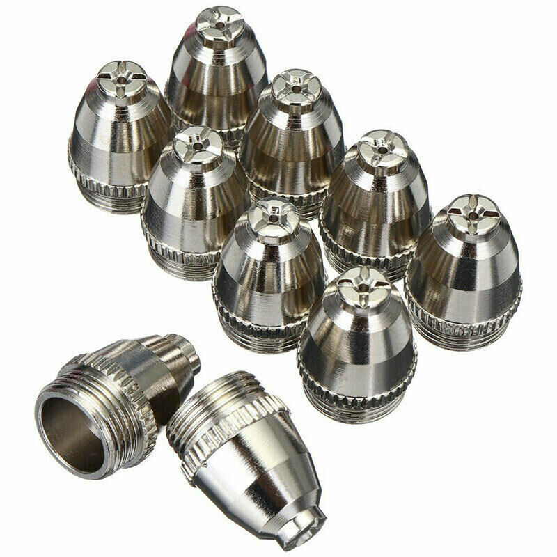 10 Düsen und Elektroden für SG55/AG60 Plasmabrenner